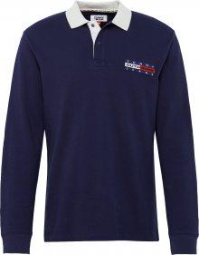 Tommy Jeans Tričko tmavě modrá