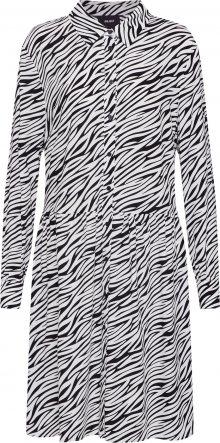 OBJECT Košilové šaty \'OBJBONNIE LS DRESS PB7\' černá