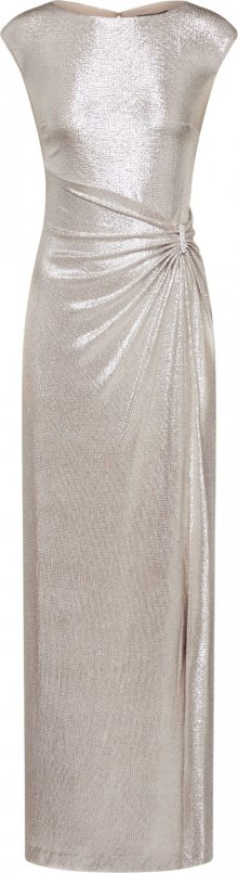 Lauren Ralph Lauren Společenské šaty \'ILIANNE\' zlatá