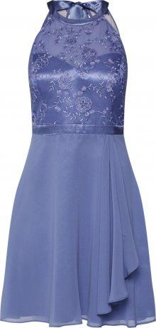 VM Vera Mont Koktejlové šaty tmavě modrá / královská modrá