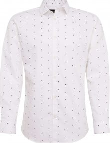 SELECTED HOMME Košile námořnická modř / bílá