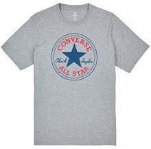 Converse Pánské triko Chuck Patch Tee Vintage Grey Heather M
