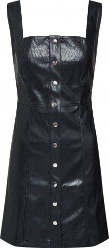 GLAMOROUS Šaty černá