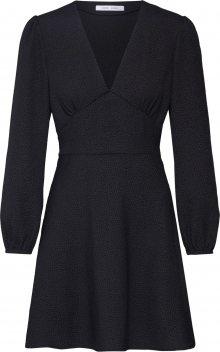 Samsoe Samsoe Šaty \'CINDY SHORT DRESS LS 7947\' černá