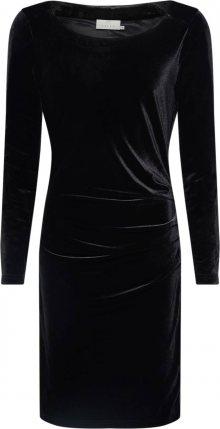 Kaffe Koktejlové šaty \'Kelly dress\' černá