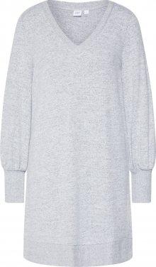 GAP Úpletové šaty \'SFTSPN FEM\' světle šedá