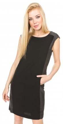 Vestito Šaty Armani Jeans | Černá | Dámské | S
