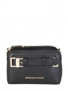 Trussardi Jeans Dámská kabelka 75B276_19_BLACK