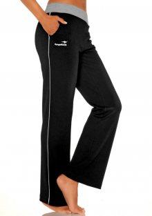 KANGAROOS Kalhoty pro odpoč. Kangaroos černá s bílou 36/38