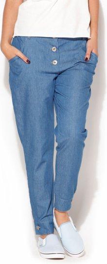 Kalhoty dámské K163 - Katrus světle modrá/L