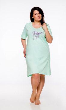 Dámská noční košile Taro Bella 2293 kr/r S-L \'20 růžová XL