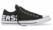 Converse Chuck Taylor All Star High Street Wordmark černé 160108C