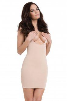 Zeštíhlující šaty model 119549 Julimex Shapewear  L