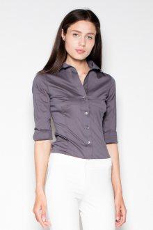 Košile s dlouhým rukávem  model 77456 Venaton  XL