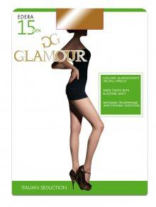 Dámské punčochové kalhoty EDERA 15 Glamour černá XL