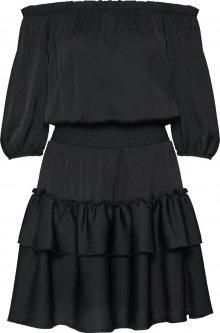 LeGer by Lena Gercke Koktejlové šaty \'Malin Dress\' černá