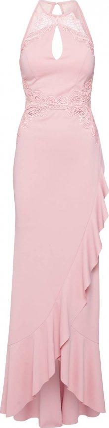 Lipsy Společenské šaty pink
