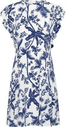 iBlues Letní šaty \'CANTONE\' modrá / bílá