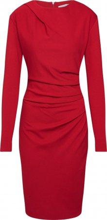 Tiger of Sweden Společenské šaty \'IZLA S\' červená