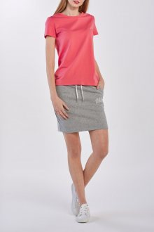 SUKNĚ GANT ARCH LOGO SWEAT SKIRT