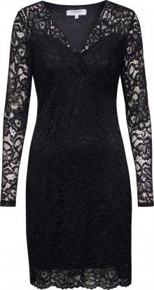 Morgan Společenské šaty \'ROBE/ COMBINAISON\' černá