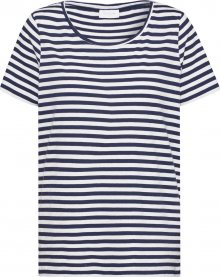 VILA Tričko \'SUS\' námořnická modř / bílá