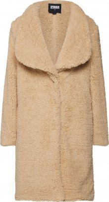 Urban Classics Přechodný kabát písková
