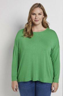 MY TRUE ME Tričko trávově zelená