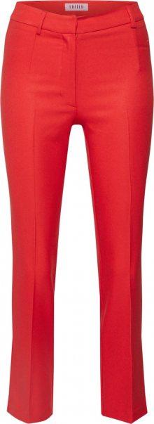 EDITED Kalhoty s puky \'Lennie\' červená