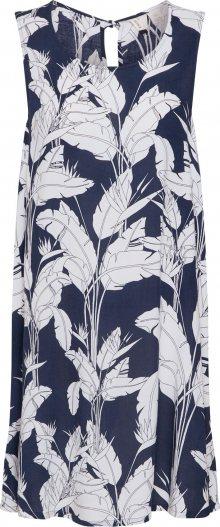 ROXY Letní šaty \'TRANQUILITY VIBES\' bílá / modrá