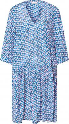 CINQUE Šaty \'CIDENAR\' růžová / modrá
