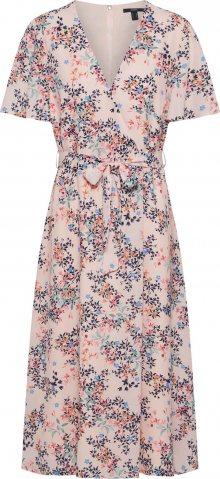 Esprit Collection Společenské šaty mix barev / pink