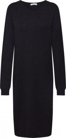 ZABAIONE Úpletové šaty \'Florin\' černá