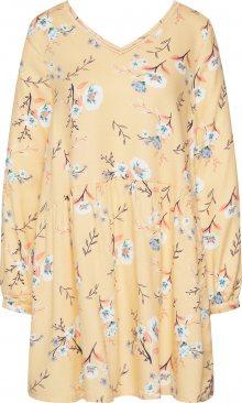 ROXY Letní šaty \'INDIGO NIGHT\' žlutá