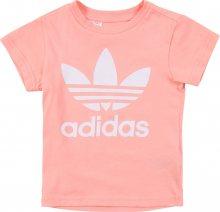 ADIDAS ORIGINALS Tričko růžová