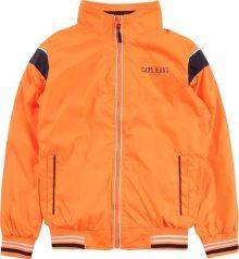 Cars Jeans Mikina \'RASHEL\' svítivě oranžová