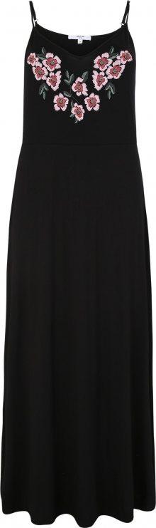 ABOUT YOU Curvy Šaty černá