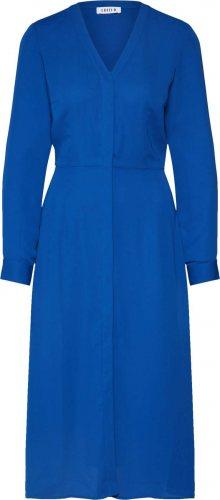 EDITED Košilové šaty \'Sallie\' modrá