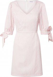 GLAMOROUS Šaty růžová