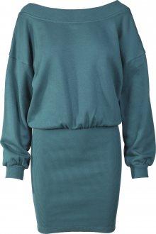 Urban Classics Šaty chladná modrá