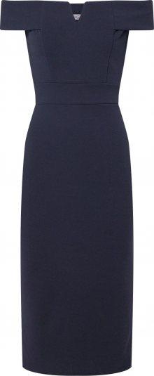 WAL G. Pouzdrové šaty tmavě modrá