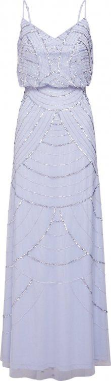 Lipsy Společenské šaty \'MARIELLE\' světlemodrá