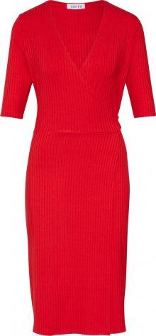 EDITED Šaty \'Portia\' červená