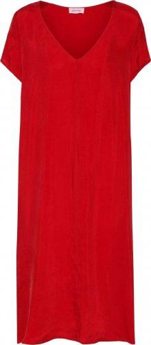 AMERICAN VINTAGE Šaty \'NONOGARDEN\' rezavě červená
