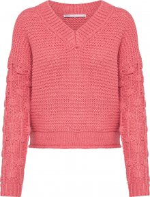 ONLY Svetr \'onlMARY BUBBLE KNT\' pink