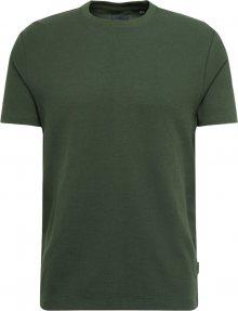 BURTON MENSWEAR LONDON Tričko zelená