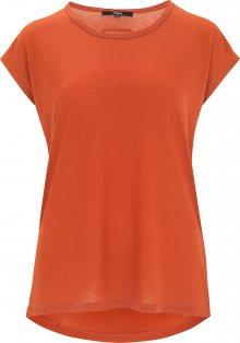 tigha Tričko \'Effi\' tmavě oranžová
