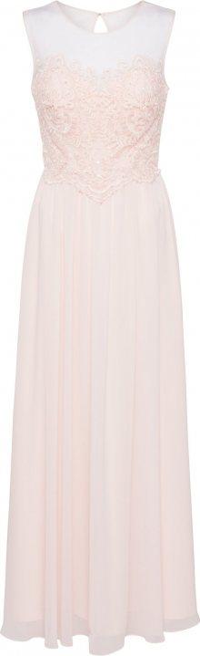 Laona Společenské šaty růžová