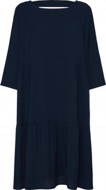 SELECTED FEMME Koktejlové šaty námořnická modř