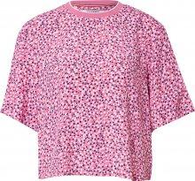Tommy Jeans Tričko pink